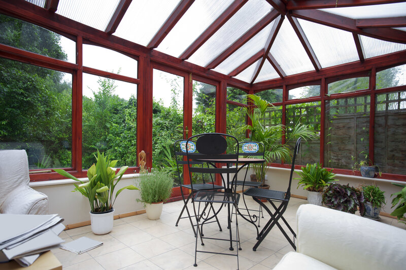 Conservatory Roof Conversion in Derby Derbyshire
