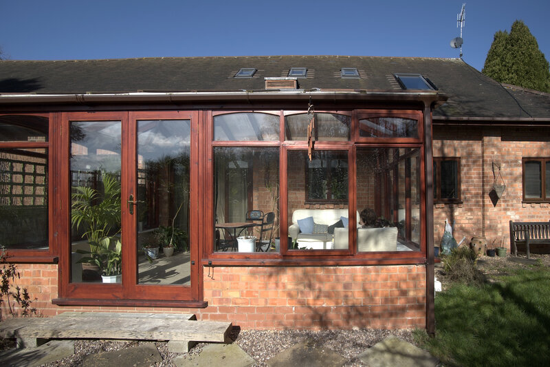 Solid Roof Conservatories in Derby Derbyshire